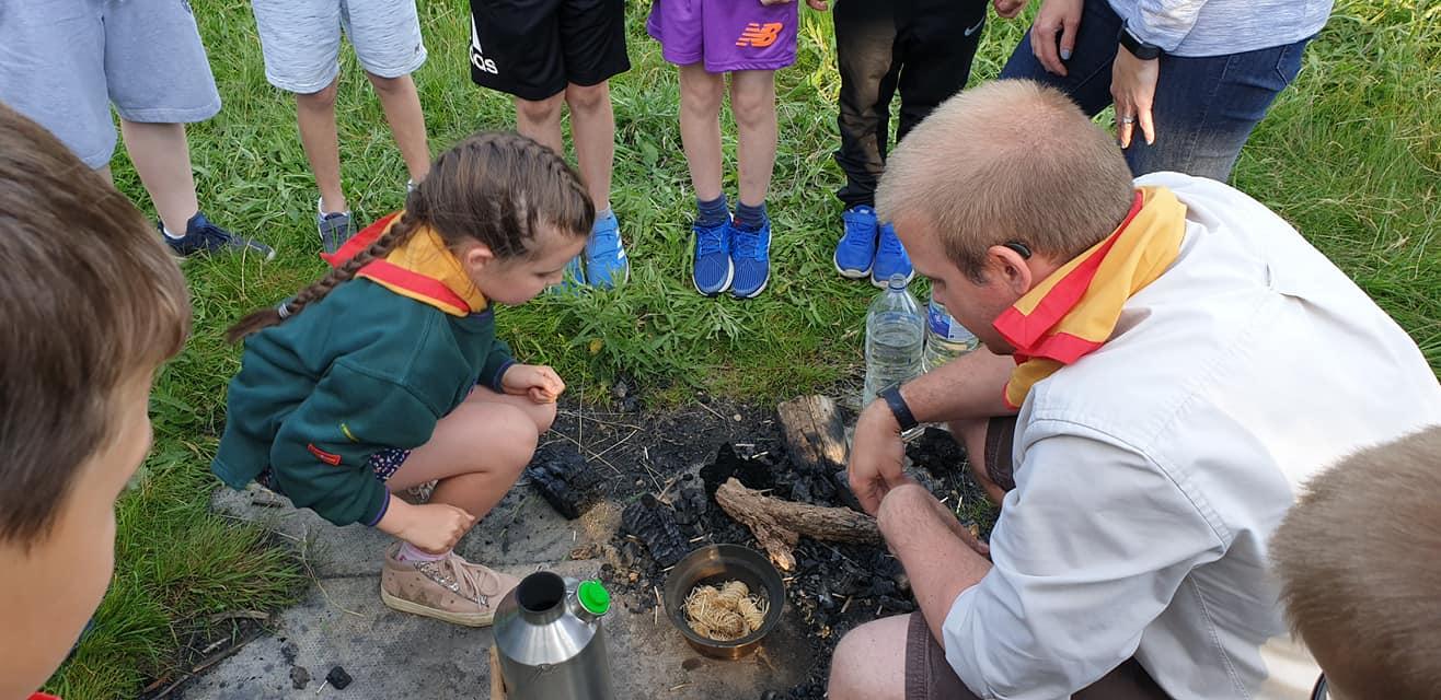 Cub Scouts (8–10½)